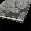 Gästebuch Capriccio mit Baumwolleinband im Hochformat
