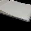 Gästebuch Hades mit Silberschnittblock